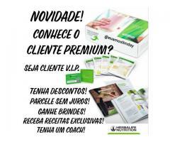 Cliente Premium Herbalife com Desconto