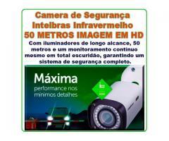 Camera de Segurança Intelbras 50 METROS IMAGEM EM HD