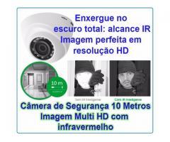 Câmera de Segurança Intelbras Multi HD 10 Metros