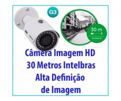 Câmera Intelbras HD Digital 30 Metros c/ InfraVermelho