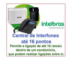 Central De Portaria Maxcom Com 16 Ramais