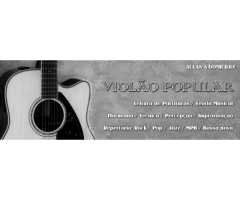 Prof. Particular de Guitarra - Jardins/SP (11) 3596.7543