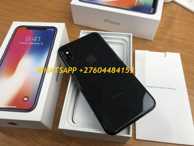 633b710be67 Venda Apple iPhone X 64GB ..$ 480 Apple iPhone X 256GB $550 iPhone 8 ...