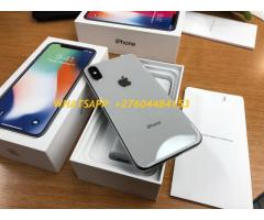 Venda Apple iPhone X 64GB ..$ 480 Apple iPhone X 256GB $550 iPhone 8 64GB $400