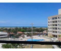 Apartamento 2 quartose bela vista para o mar de jacaraipe  ES