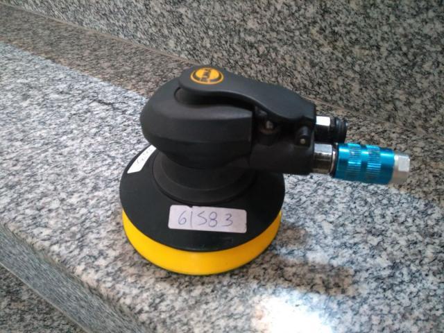Lixadeira Orbital Pneumática 6
