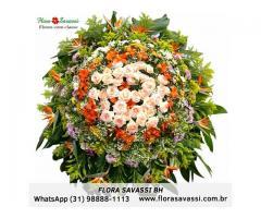 Araçaí, Queluzito, Confins, Juatuba, Moeda MG, floricultura entrega coroa de flores FLORA