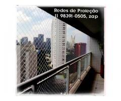 Redes de Proteção  no Taboão da Serra, (11)  5541-8283