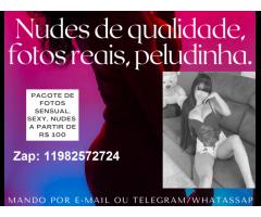 Pacote De Fotos Sensual, Sexy, Nudes e/ou Com Fantasias - tem opção com vídeo