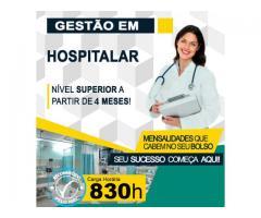 Curso Superior em Gestão Hospitalar