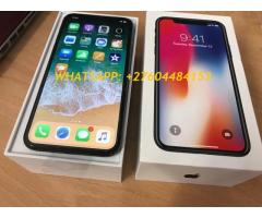 Venda iPhone X 64GB $450 iPhone 8 Plus 64GB $400 Samsung Galaxy S9 64GB $430