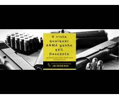 Comprar Armas de Fogo Online - Taurus - Imbel - Glock | T I G Vendas