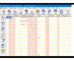 Software para controle de mercadorias integrado ao módulo financeiro.